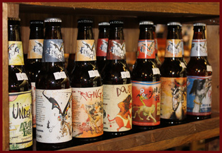 Flying Dog Beer